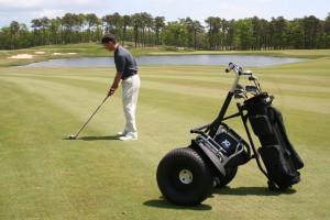 x2 golf shot